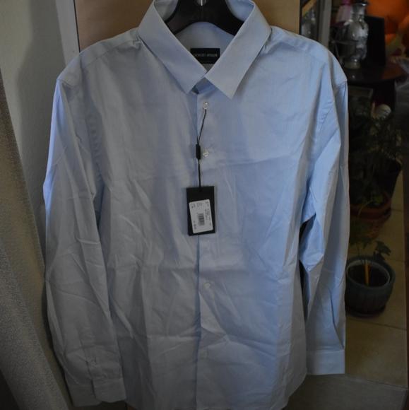 Giorgio Armani Other - Giorgio Armani Dress Shirt